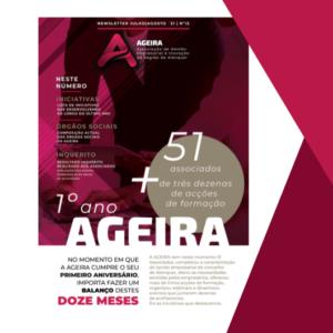 Newsletter Agosto 2021 AGEIRA